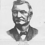 Henry, Mayor of Singleton.